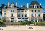 Hôtel La Baule-Escoublac - Hôtel Vacances Bleues Villa Caroline-1