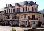 Hôtel Arleuf - Hotel du Nord - Restaurant le Saint Georges-1