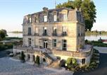 Hôtel Carbon-Blanc - Château Grattequina Hôtel-4