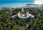 Hôtel Vendée - Club Vacances Bleues Les Jardins De l'Atlantique-1