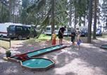 Village vacances Suède - Karlstad Swecamp Bomstadbaden-3
