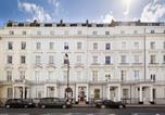 Hôtel Lambeth - The Belgrave Hotel-3