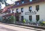 Hôtel Gare de Göttingen - Hotel Beckmann-2
