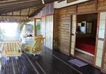 Location vacances  Polynésie française - Fare Edith Moorea-4