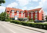 Hôtel Ingolstadt - Hotel Ara