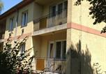 Hôtel Hajdúszoboszló - Média Panzió és Apartmanház-1
