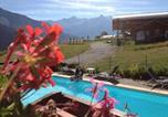 Hôtel Briançon - Mountainhotel Saint Roch-1