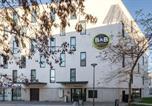 Hôtel Roubaix - B&B Hôtel Lille Tourcoing Centre-1