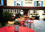Hôtel Pays Baralbin - Logis Hotel La Grange Du Relais-2