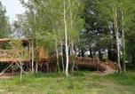 Location vacances Meyrargues - La Cabane Perchee-3