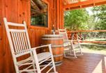 Location vacances Kerrville - God's Country Cabins - Grace-1