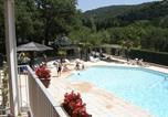 Camping avec Accès direct plage Languedoc-Roussillon - Camping le Val d'Hérault-3