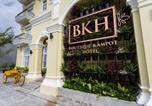 Hôtel Kampot - Boutique Kampot Hotel-4