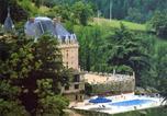 Hôtel Lamastre - Chateau d'Urbilhac-1