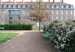 Hôtel Glisy - Auberge de Jeunesse Hi Amiens-1