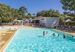 Camping avec Piscine couverte / chauffée Châtelaillon-Plage - Domaine Résidentiel de Plein Air Monplaisir-4