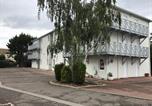 Hôtel Achères - Première Classe Poissy Achères-3