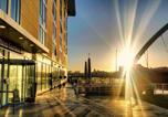 Hôtel Glasgow - Hilton Garden Inn Glasgow City Centre-1