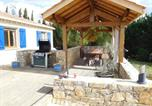 Location vacances Laurac - Spacious Villa with Private Pool in Malvies-2