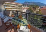 Location vacances Menton - Apartment Centre ville avec terrasse et parking 1-1