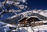 Hôtel 4 étoiles Station de ski de Brévent - Auberge du Bois Prin-3