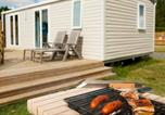 Camping avec Piscine Centre - Villa Cottage in Loire Valley - Camping Le Cardinal-2