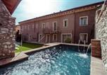 Location vacances Polpenazze del Garda - Villa Fontanelle Gardapartments-1