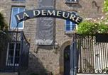 Hôtel Plounévez-Quintin - La Demeure-1