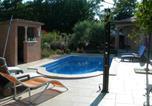 Location vacances Bauduen - B&B Villa les Tamaris-4