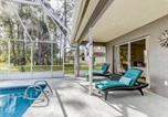 Location vacances Palm Coast - Palm Villa, 4 Bedroom, Private Pool, Screened Lanai, Washer Dryer, Sleeps 7-2