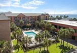 Hôtel Galveston - Beachfront Palms Hotel-2