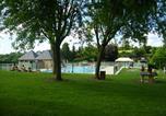 Camping en Bord de lac Sarthe - Camping Le Sans Souci-1