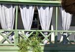 Location vacances Olmeto - Chalet d'une chambre a Olmeto avec magnifique vue sur la mer piscine privee jardin amenage-4