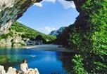 Camping Saint-Privat-de-Champclos - Village Huttopia Sud-Ardèche-2
