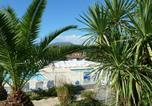 Camping avec Piscine couverte / chauffée Bidart - Camping Goyetchea-4