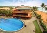 Hôtel Trivandrum - Uday Samudra Leisure Beach Hotel & Spa