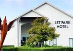 Hôtel Hamilton - Jet Park Hamilton Airport-1