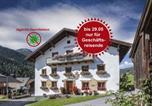 Location vacances Sankt Anton am Arlberg - Pension der Steinbock - das Bauernhaus-1