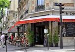 Location vacances  Seine-Saint-Denis - La Marquise de Montmartre-2