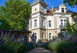 Hôtel Siófok - Jókai Villa-1