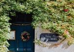 Hôtel Villeréal - La Maison Bleue-1