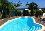 Location vacances  Martinique - Villa Allée des Turquoises-1