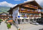 Hôtel Ried im Zillertal - Hotel Pension Central