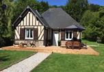 Location vacances Fiquefleur-Equainville - Aux abords d honfleur-1