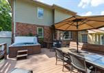 Location vacances Clarksville - Executive 4bdr Country Getaway-Bachelor(ette) Wedding Parties Welcome-2
