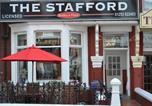 Location vacances Blackpool - The Stafford B&B-1