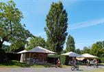 Camping 4 étoiles Montrevel-en-Bresse - Campéole Le Lac des Sapins-1