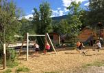 Camping Hautes-Alpes - Huttopia Vallouise-1
