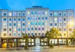 Hôtel Zittau - Pytloun Grand Hotel Imperial-1
