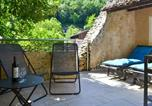 Location vacances Cause-de-Clérans - Nice home in Mauzac Grand Castang with Wifi and 3 Bedrooms-1
